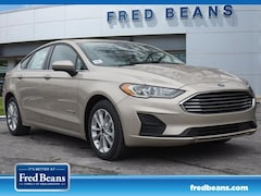 2019 Ford Fusion Hybrid SE Zero Down Lease $269 per month Sedan