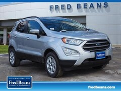New 2019 Ford EcoSport SE SUV in West Chester PA