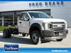 New 2019 Ford F-450 Chassis XL Truck Regular Cab in West Chester PA