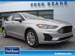 New 2019 Ford Fusion Hybrid SE Sedan in West Chester PA