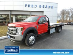 New 2019 Ford F-550 Chassis XLT Truck Regular Cab in West Chester PA