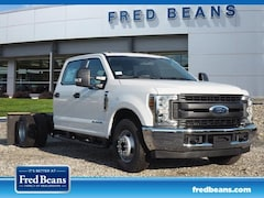 New 2019 Ford F-350 Chassis XL Truck Crew Cab in West Chester PA