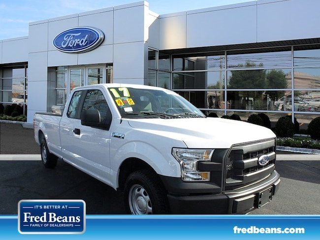 Certified 2017 Ford F-150 XL Truck SuperCab Styleside For Sale in West Chester, PA