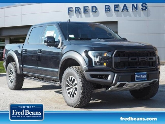 New 2019 Ford F-150 Raptor Truck SuperCrew Cab in West Chester PA