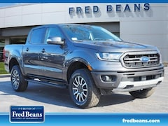 New 2019 Ford Ranger LARIAT Truck SuperCrew in West Chester PA