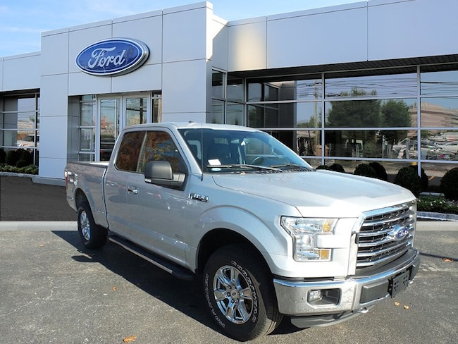 Used 2015 Ford F-150 XLT Truck SuperCab Styleside For Sale in West Chester, PA