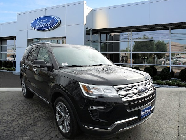Used 2018 Ford Explorer Limited SUV For Sale in West Chester, PA