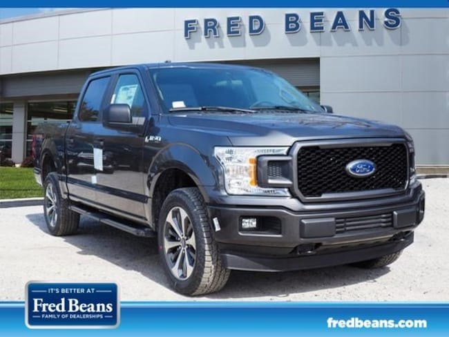 New 2019 Ford F-150 XL Truck SuperCrew Cab in West Chester PA