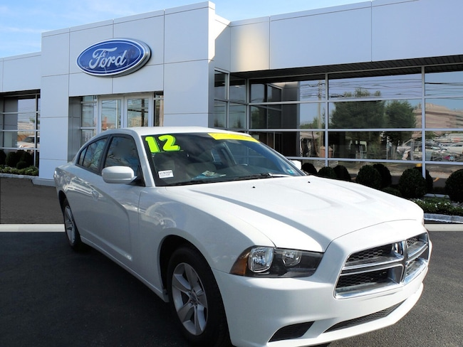 Used 2012 Dodge Charger SE Sedan For Sale in West Chester, PA