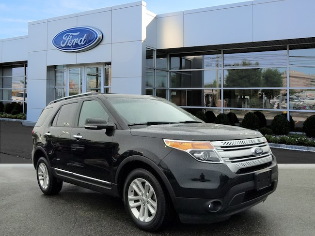 Used 2014 Ford Explorer XLT SUV For Sale in West Chester, PA