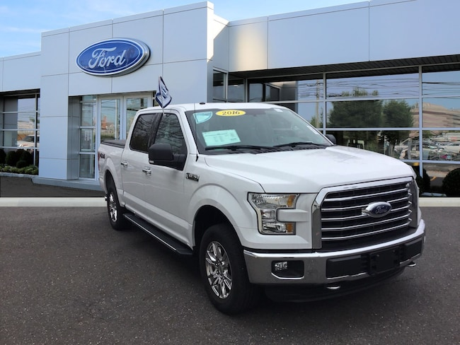b74ea04364622 Certified 2016 Ford F-150 XLT Truck SuperCrew Cab For Sale in West Chester