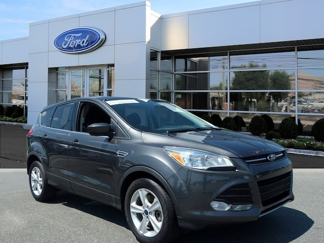 Certified 2015 Ford Escape SE SUV For Sale in West Chester, PA