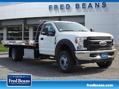 New 2019 Ford F-550 Chassis Truck Regular Cab in West Chester PA