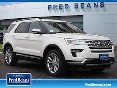 New 2019 Ford Explorer Limited SUV in West Chester PA