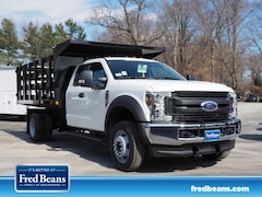 New 2019 Ford F-550 Chassis Truck Super Cab in West Chester PA