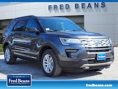 New 2019 Ford Explorer XLT SUV in West Chester PA