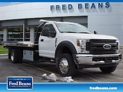 New 2019 Ford F-550 Chassis XL Truck Regular Cab in West Chester PA