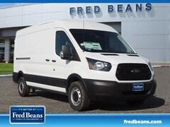 New 2019 Ford Transit-350 Van Medium Roof Cargo Van in West Chester PA