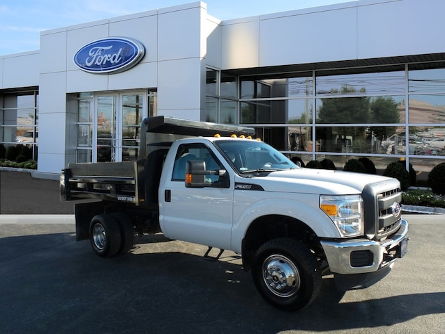 Used 2016 Ford F-350 Chassis XL Truck Regular Cab For Sale in West Chester, PA