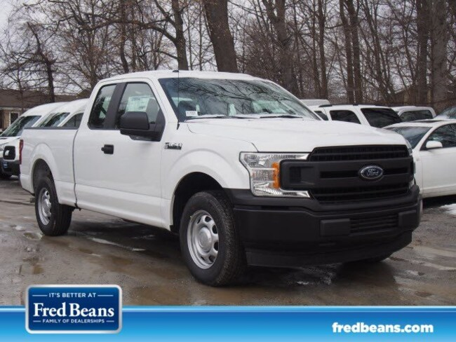 New 2019 Ford F-150 XL Truck SuperCab Styleside in West Chester PA