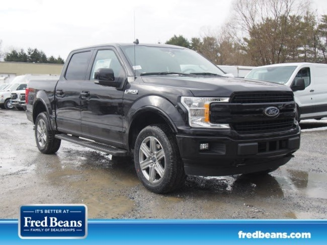 New 2019 Ford F-150 LARIAT Truck SuperCrew Cab in West Chester PA