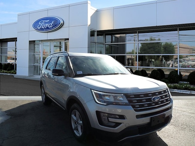 Certified 2017 Ford Explorer XLT SUV For Sale in West Chester, PA