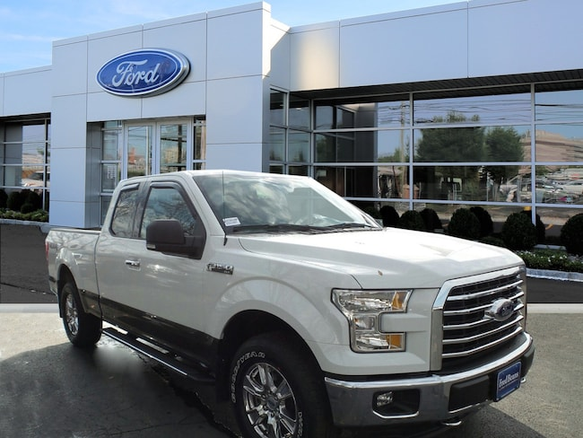Certified 2015 Ford F-150 XLT Truck SuperCab Styleside For Sale in West Chester, PA