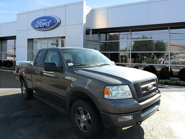 Used 2004 Ford F-150 XLT Truck Super Cab For Sale in West Chester, PA