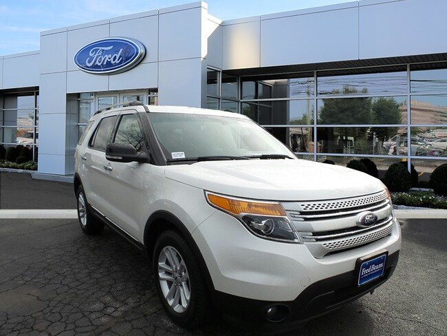 Certified 2014 Ford Explorer XLT SUV For Sale in West Chester, PA