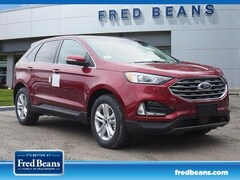 New 2019 Ford Edge SEL SUV in West Chester PA