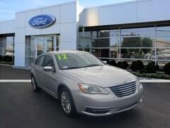 2012 Chrysler 200 Limited Sedan