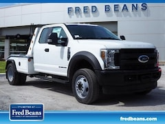 New 2019 Ford F-450 Chassis XL Truck Super Cab in West Chester PA
