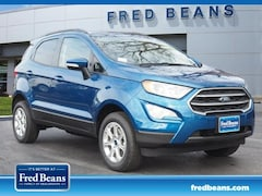 New 2018 Ford EcoSport SE SUV in West Chester PA