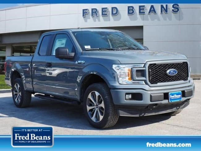 New 2019 Ford F-150 STX Truck SuperCab Styleside in West Chester PA