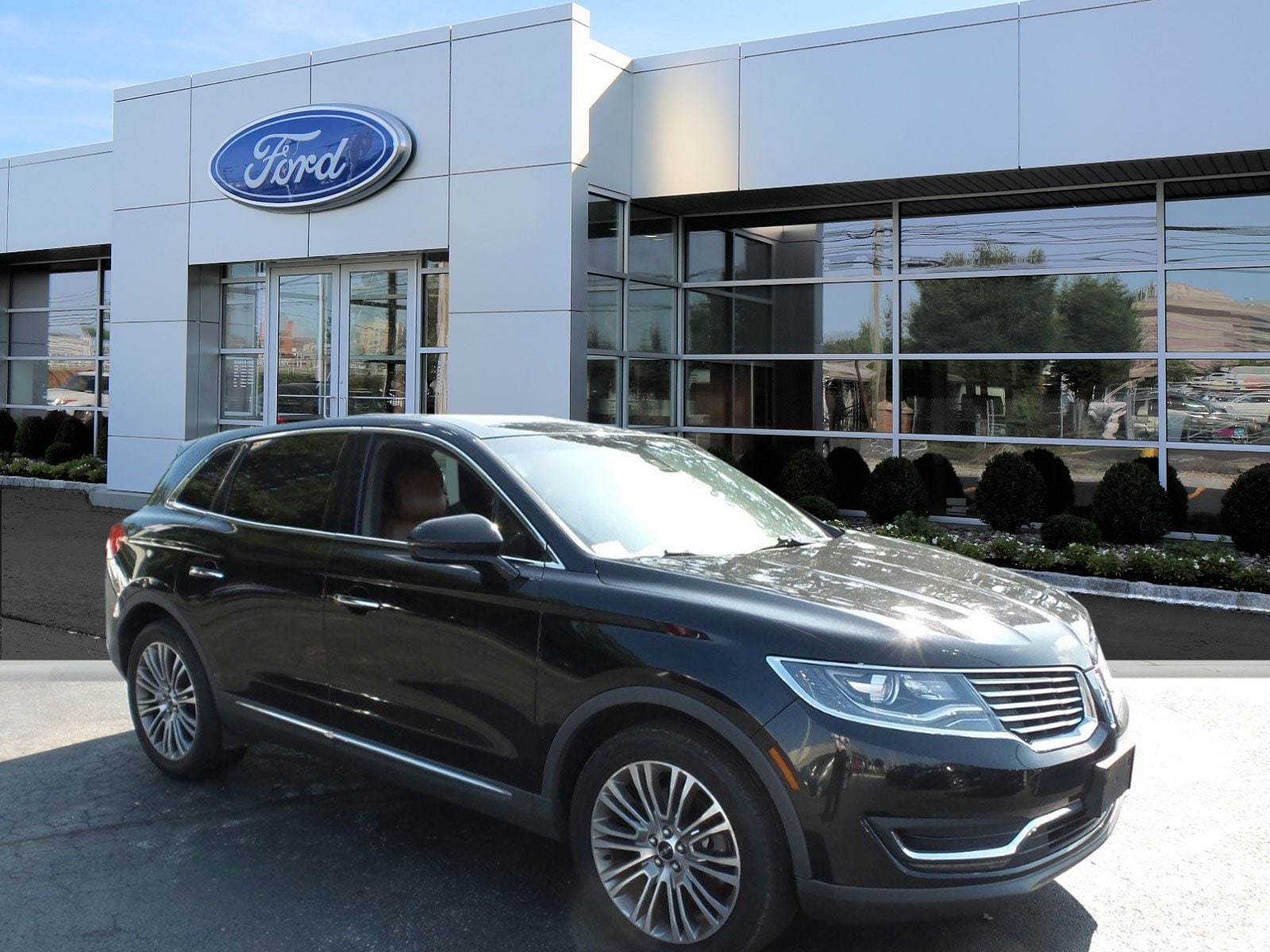 2016 Lincoln MKX Reserve  Leather, Moon, Nav SUV