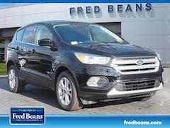 New 2019 Ford Escape SE SUV in West Chester PA