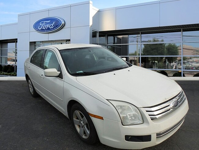 Used 2009 Ford Fusion SE Sedan For Sale in West Chester, PA