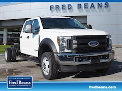 New 2019 Ford F-550 Chassis XL Truck Crew Cab in West Chester PA