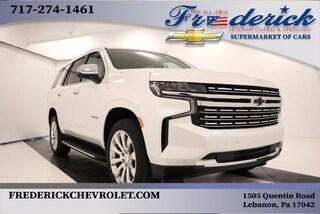 New 2021 Chevrolet Tahoe Premier SUV for sale in Lebanon, PA