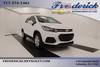 New 2020 Chevrolet Trax LS SUV for sale in Lebanon, PA