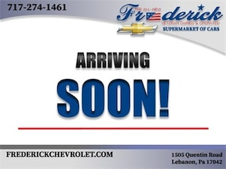 Used Chevrolet Traverse Lebanon Pa