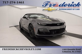 New 2021 Chevrolet Camaro 2SS Convertible for sale in Lebanon, PA