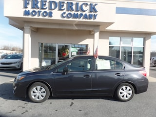 2016 Subaru Impreza 2.0i AWD 2.0i  Sedan 5M 9P3376 for sale in Frederick, MD at Frederick Subaru