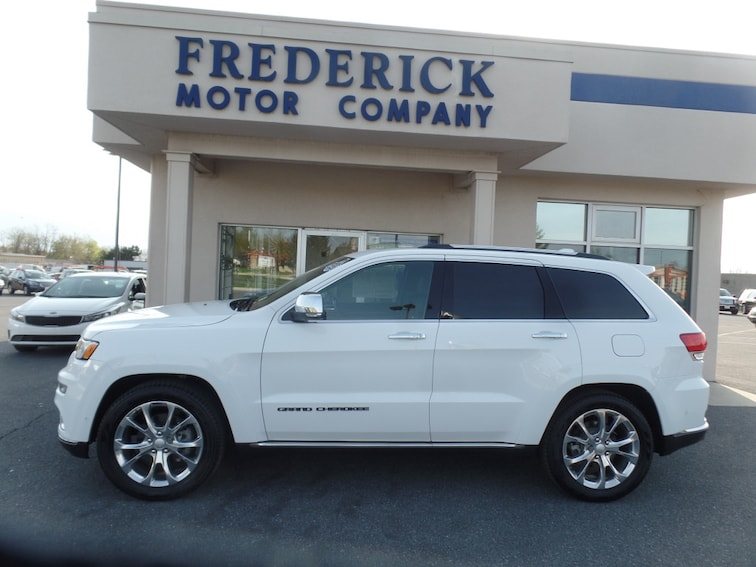 2019 Jeep Grand Cherokee Summit 4x4 Summit  SUV 43716A