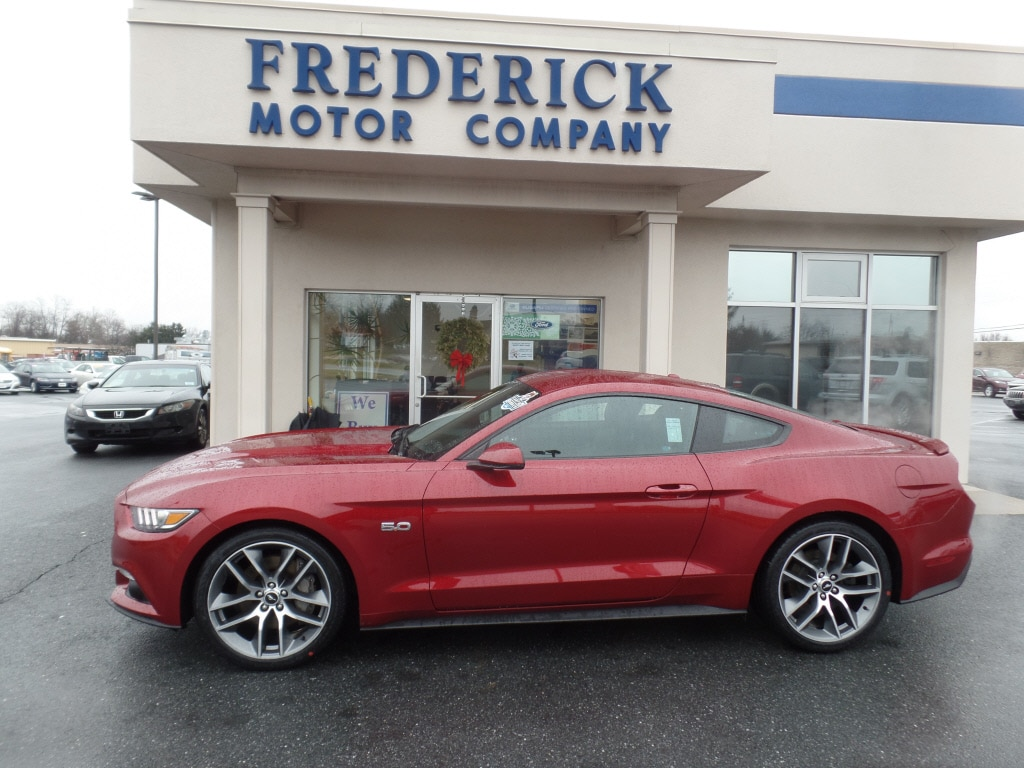 2017 Ford Mustang GT Premium GT Premium  Fastback 43542A
