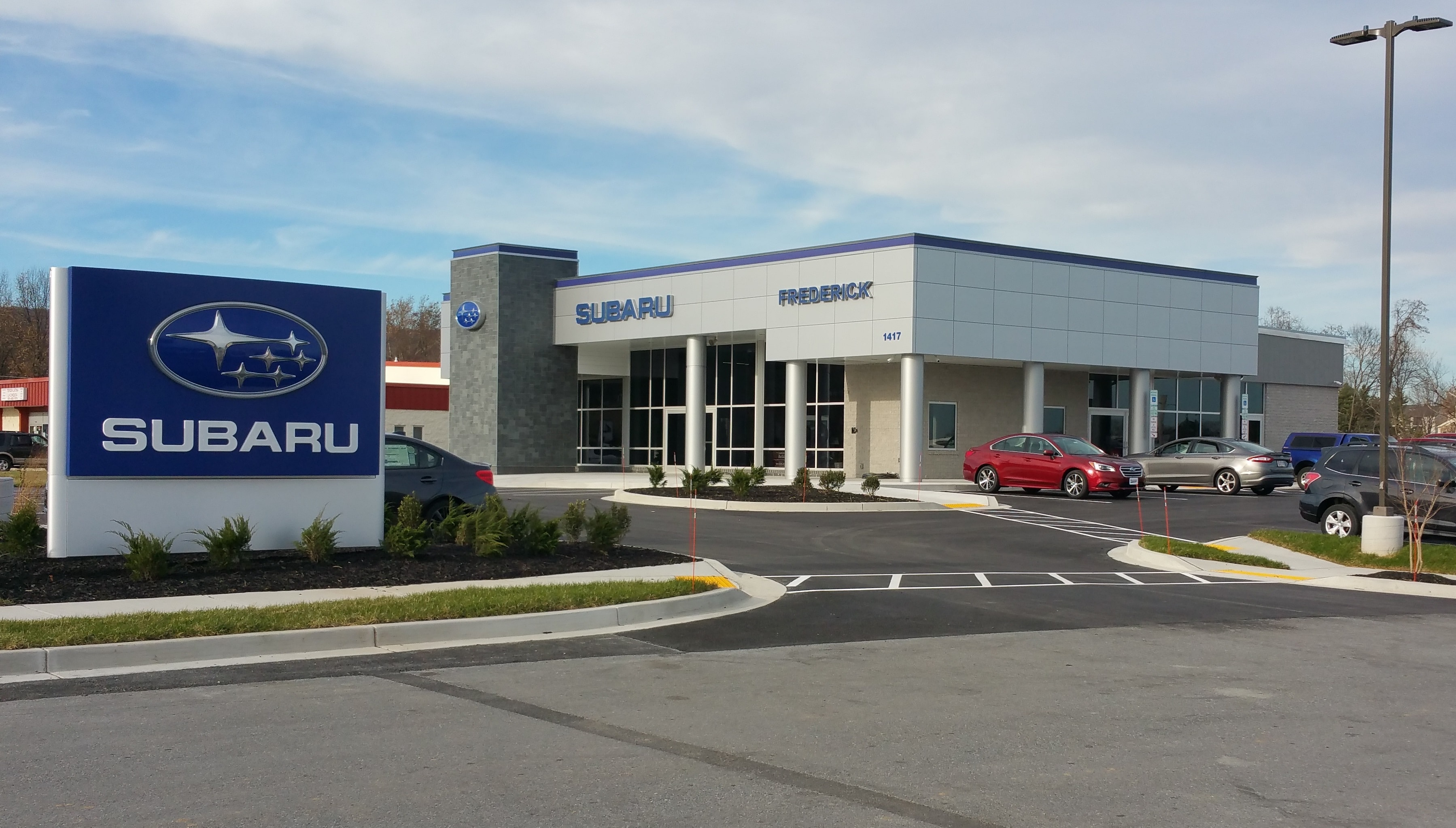 frederick subaru in maryland new used car dealer near hagerstown gaithersburg leesburg va. Black Bedroom Furniture Sets. Home Design Ideas