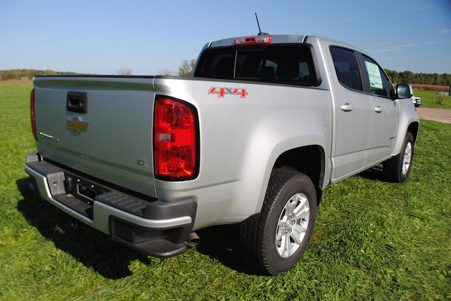 2019 New Chevrolet Colorado 4WD LT Truck Crew Cab For Sale