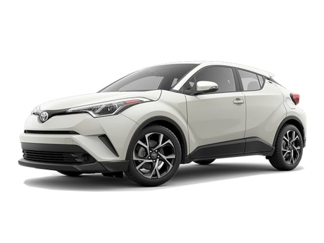 New 2019 Toyota C-HR XLE SUV in Frederick, MD