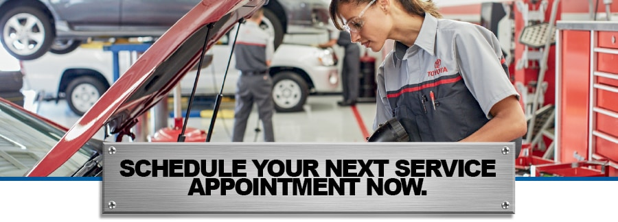 Toyota Service Appointment >> Schedule A Toyota Service Appointment In Frederick Md Darcars
