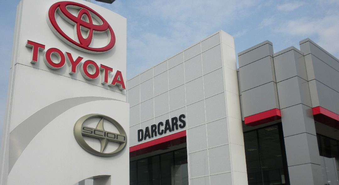 Toyota Dealers In Md >> Toyota Dealer Serving Hagerstown Darcars Toyota Of Frederick